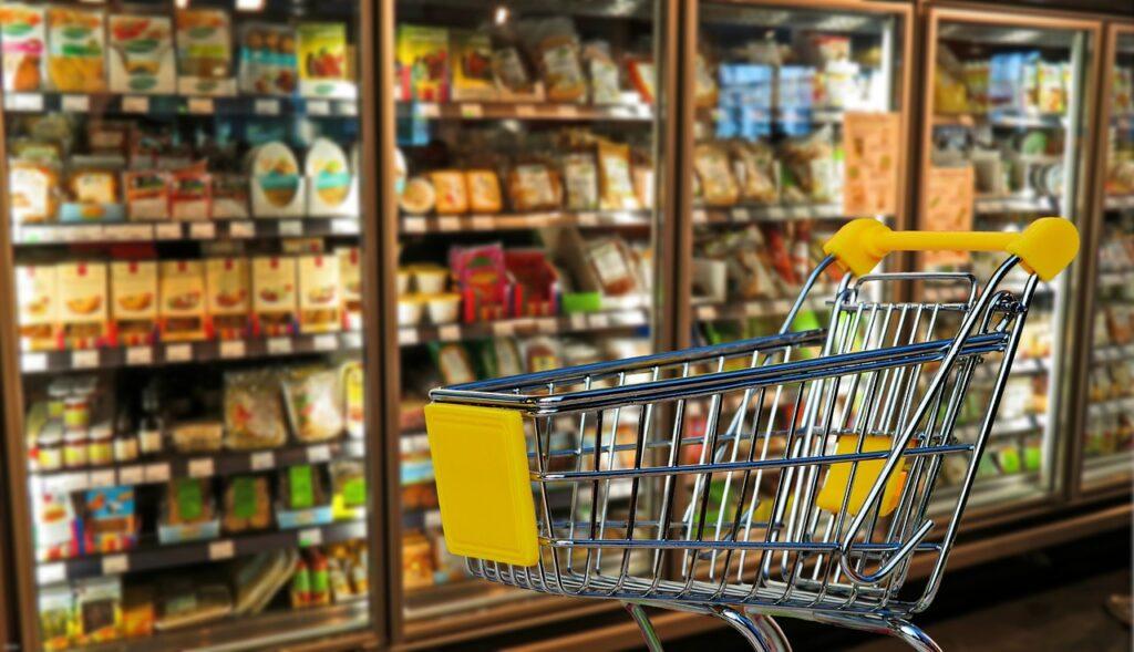 スーパーで買い出し【買ってよかったもの7選】
